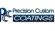 Precision Custom Coatings Logo